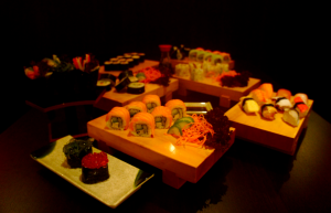 handrolls sushi restaurant de kroon heerlen limburg all you can eat japans
