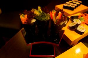 Handrolls sushi restaurant de kroon heerlen limburg all you can eat japans