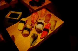 Sushi Nigiri De kroon restaurant Heerlen all you can eat japanse grill limburg